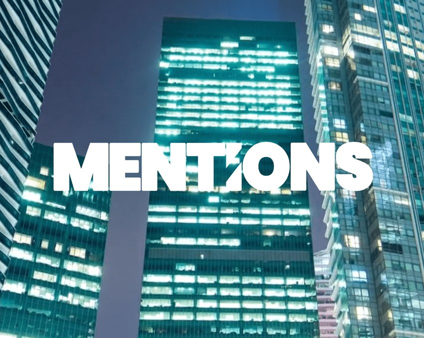 Mentions